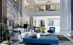 室内装修设计色彩搭配的原理和技巧