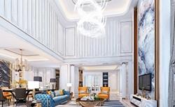 无与同DESIGN丨1200m²珠海中信红树湾高端别墅设计,遍览世间珍贵宝石