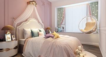 珠海装修高颜值的儿童房设计,给孩子定制专属空间!